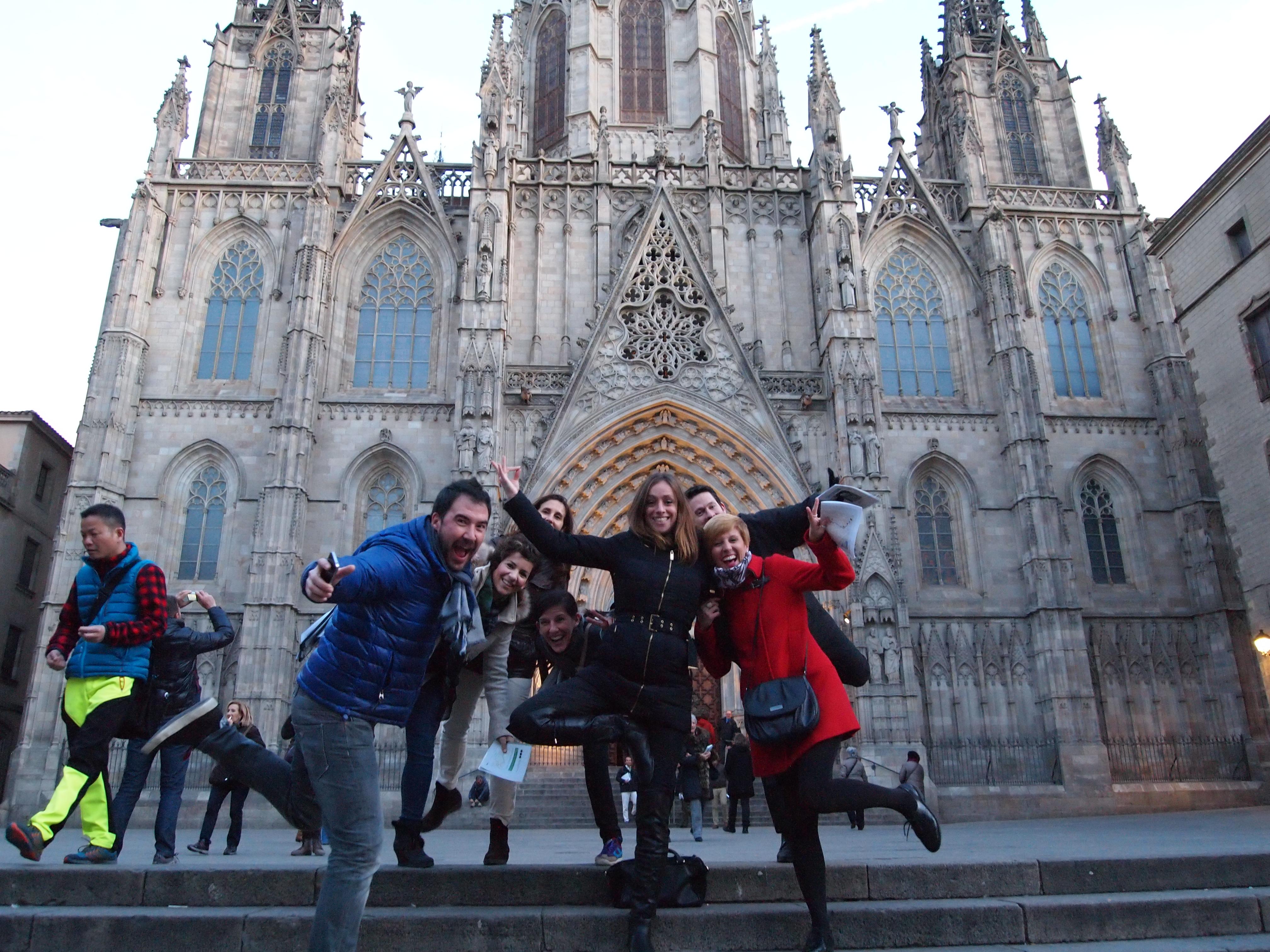 fun activities barcelona