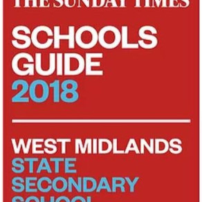 West Midlands State Secondary School of the Year