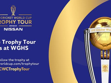 Cricket World Cup Trophy Tour