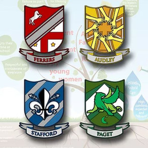 House Crest Competition Winners