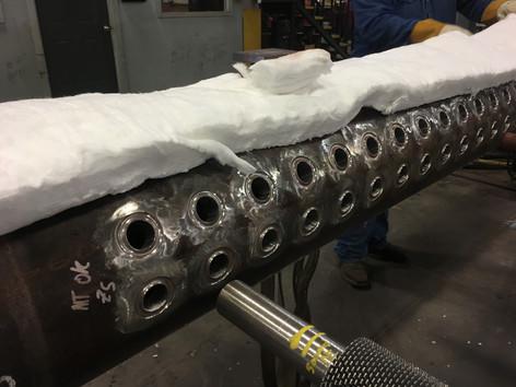 Boiler Tube Welding