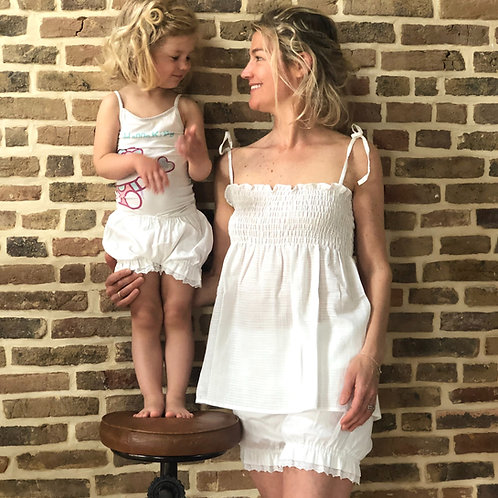 Culotte Baby Doll