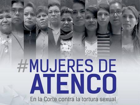 Caso Atenco: control social por medio de la violencia sexual a las mujeres