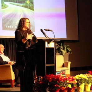 Featured Author Speech