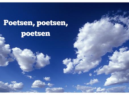 Poetsen, poetsen, poetsen