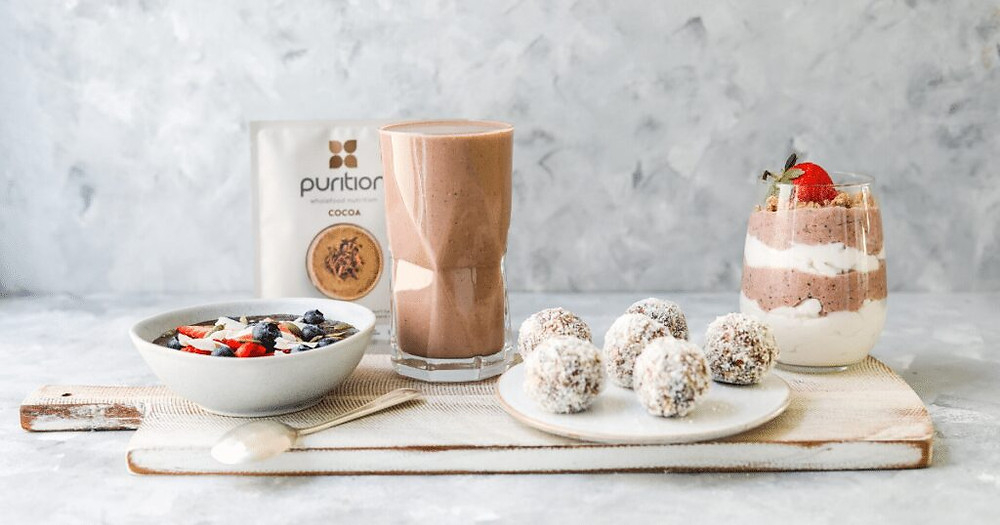 Purition Protein Shakes For Breakfast - Forever Keto