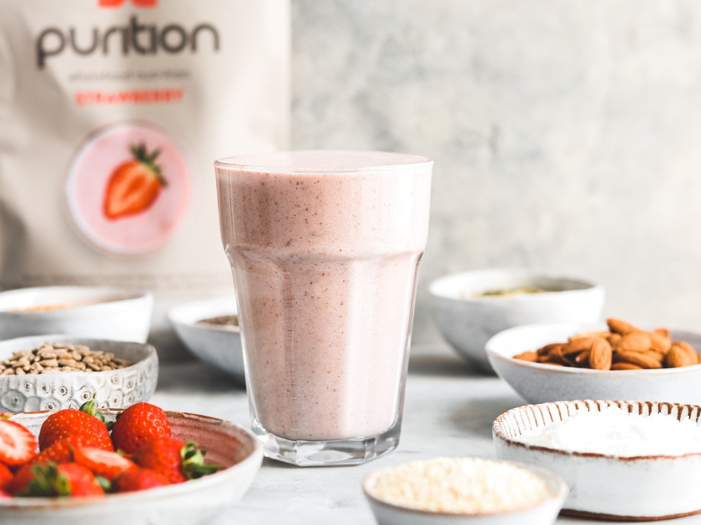Diet Protein: Lose Weight with Purition Whole Food Nutrition Header