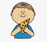 211-2119457_eating-kid-pizza-clipart-tra