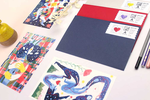 Set de cartes Les Amours Primaires