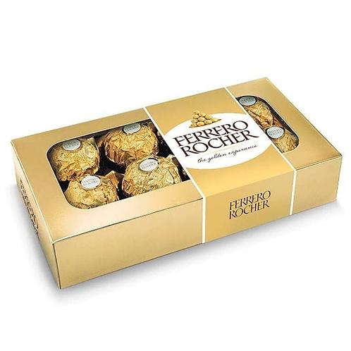 Chocolate Ferrero Rocher T8