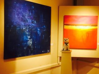 Rockport Art Show Installation