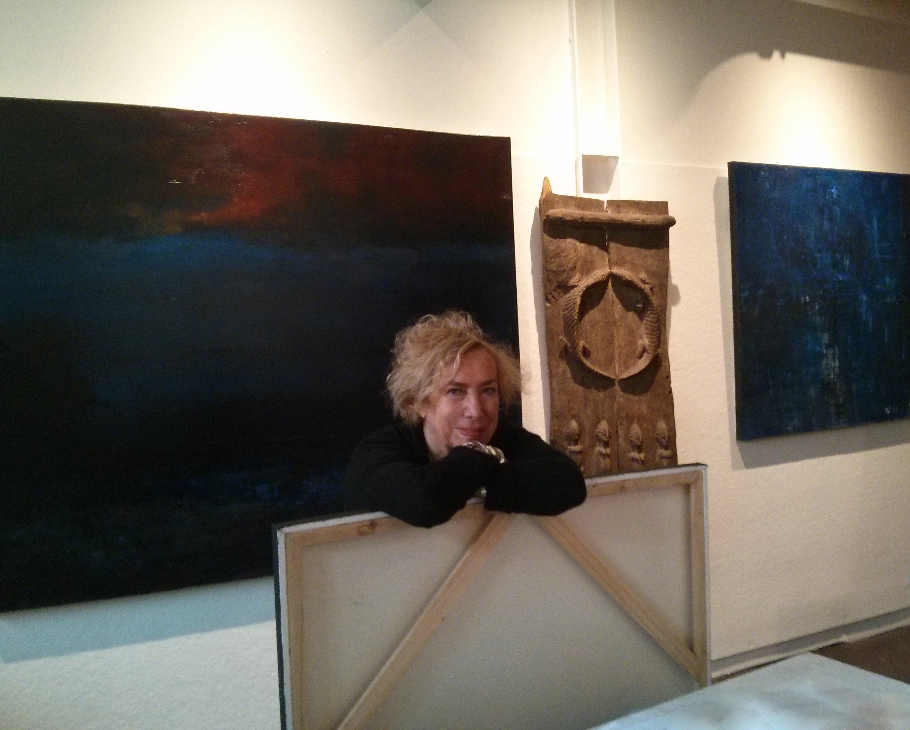 Mimi Reilly Boston Abstract Artist