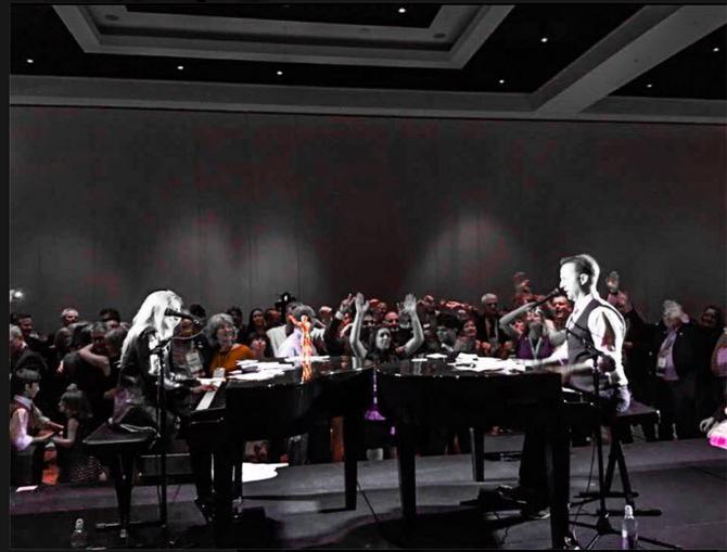 Dueling Pianos in Orlando, FL