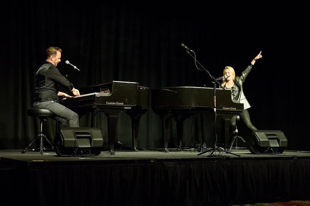 Dueling Pianos Las Vegas, NV