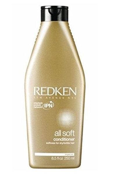 Redken All Soft Conditioner, 8.5 Oz.