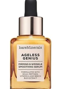 Bare Escentuals Ageless Genius Firming And Wrinkle Smoothing Serum
