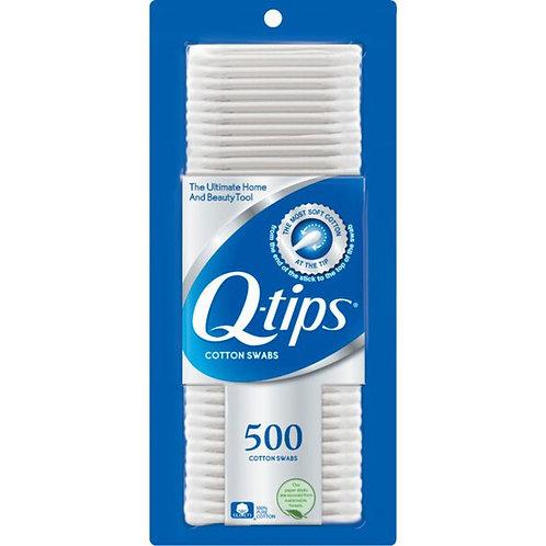 Q-tips swabs - 500 count