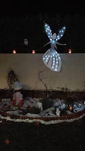 Fête de Noël à la Maison des Parents de Bagnols sur Cèze.
