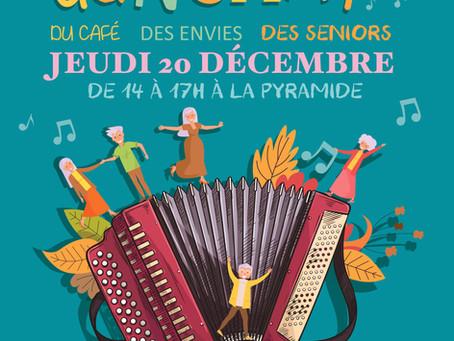 Venez danser le 20 décembre !
