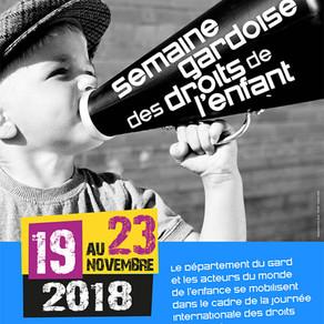 Semaine Gardoise des droits de l'enfant : accueil de l'exposition d'Amnesty International