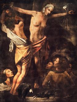 Female Crucifixion