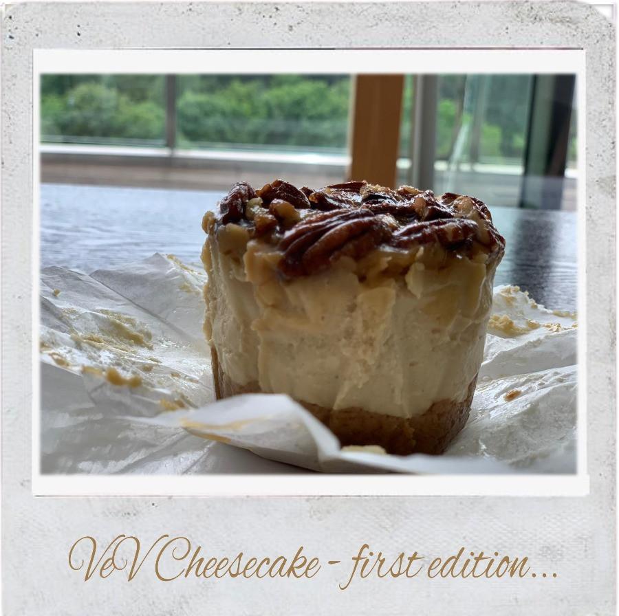 VeV Bakery NUTCAKE Vegan Cake BLOG