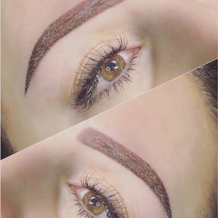 Ombre Eyebrows Boca Raton FL