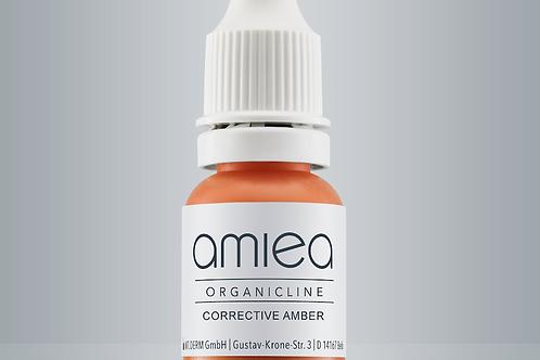 Corrective Amber Organic Line Pigment 5ML