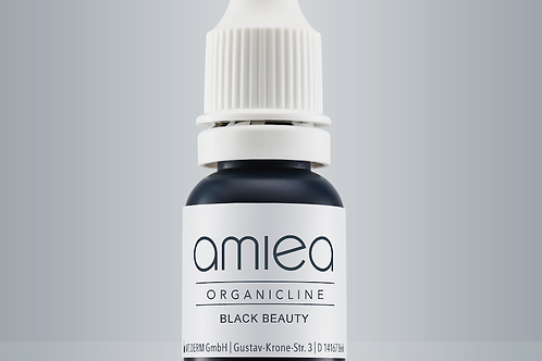 Black Beauty Organic Pigment 5ML