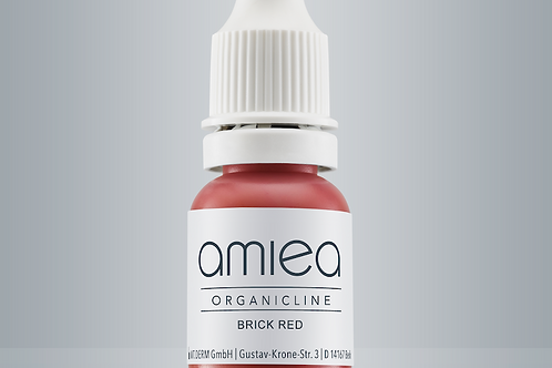 Brick Red Organic Pigment 5ML
