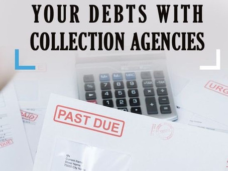 HOW TO SETTLE WITH A DEBT COLLECTOR