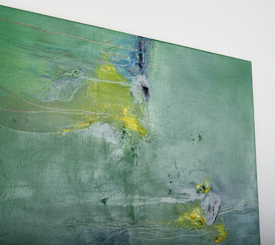 Untitled amalgamation of contrasting contemporary art ideals