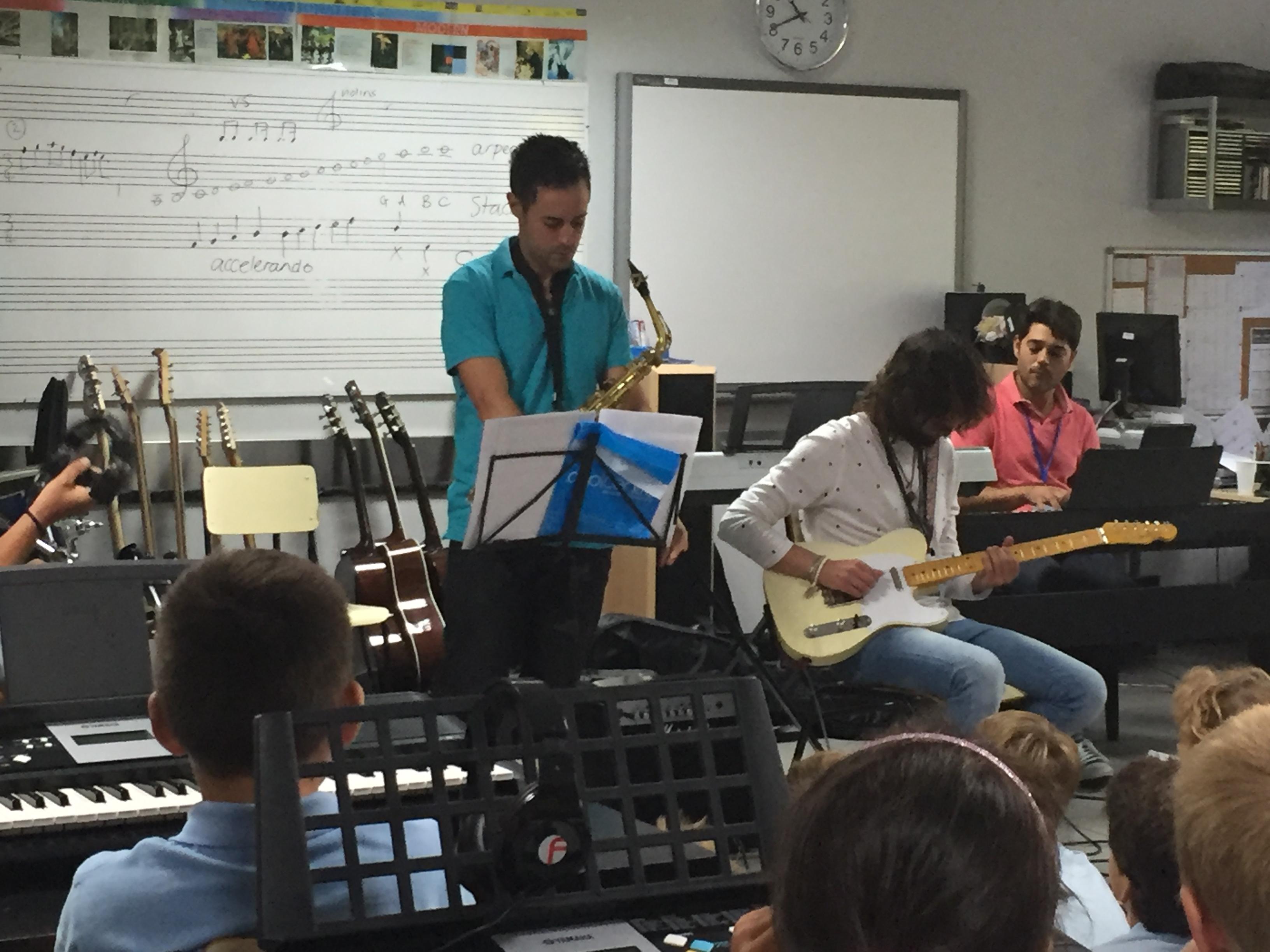 Presentación Aloha College 16-17