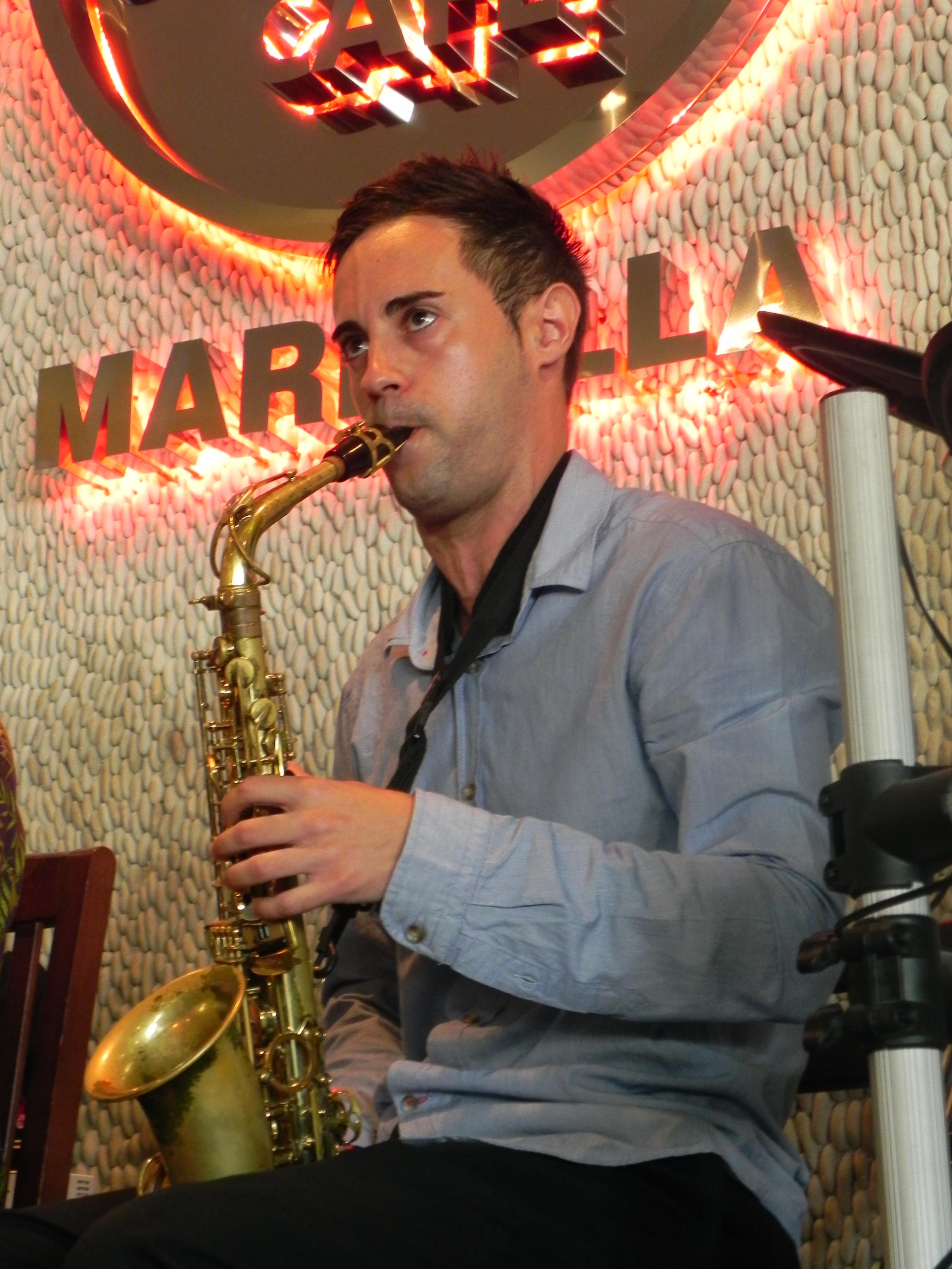 Clases de Saxo y Clarinete Sevilla
