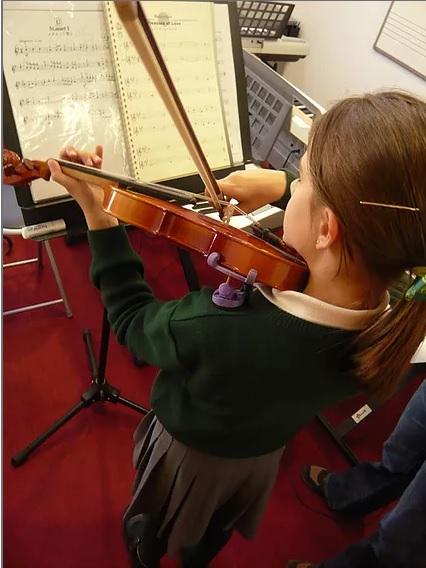Clases de violín en Sevilla