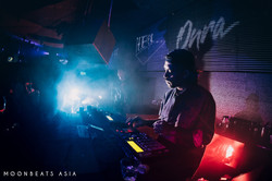 The Deep End with Onra, Singapore