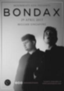 Moonbeats Asia Presents Bondax at Millian Singapore