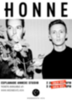 Moonbeats Asia Presents HONNE at Millian Singapore