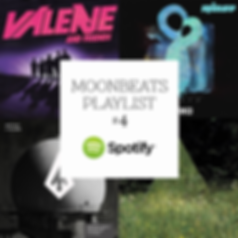 Moonbeats Spotify Mixtape #2