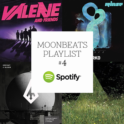 Moonbeats Spotify Mixtape #2