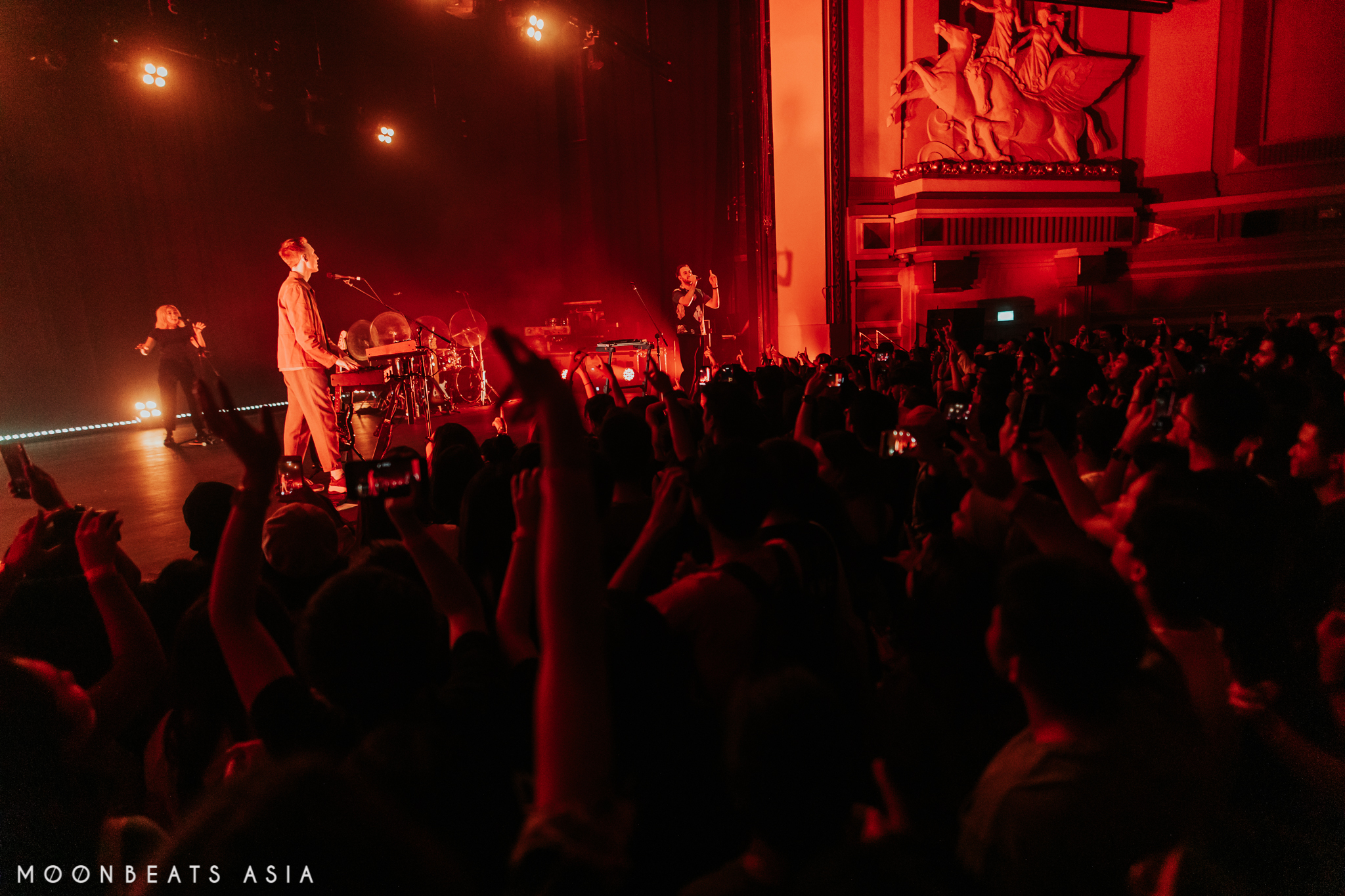 HONNE - Live in Singapore