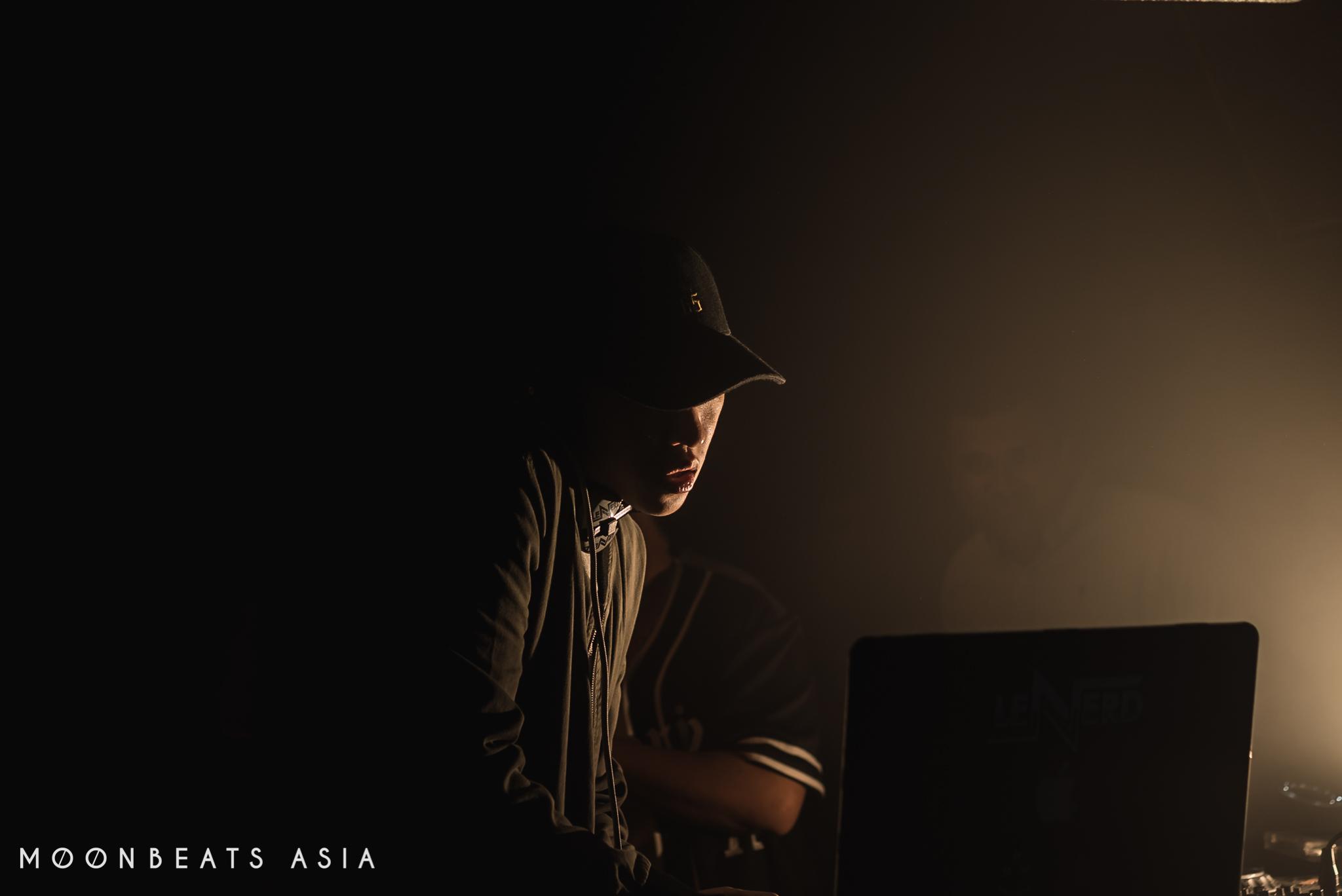 DJ Lenerd, Singapore