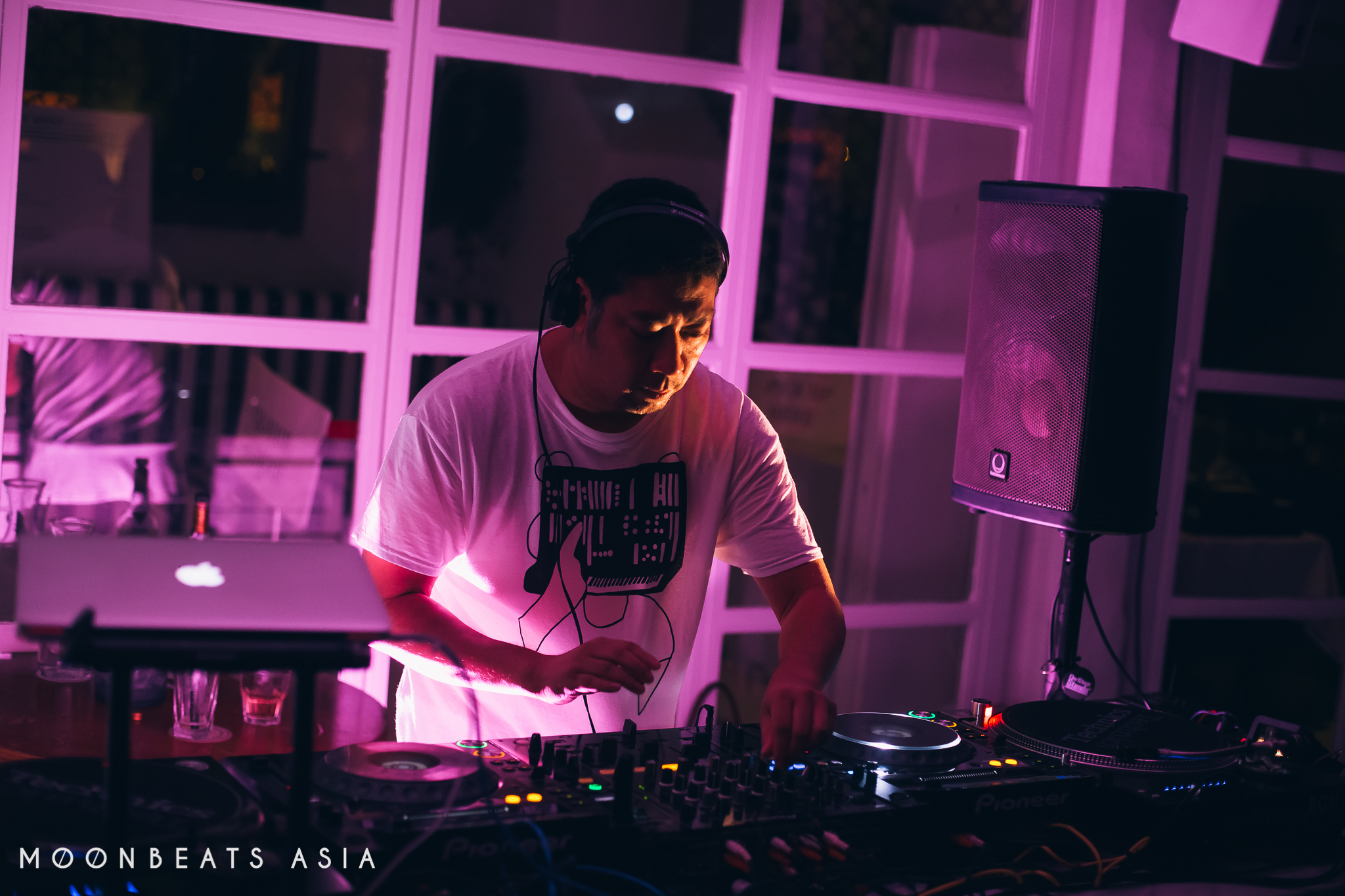 DJ KFC / The Rabbit Hole, Singapore