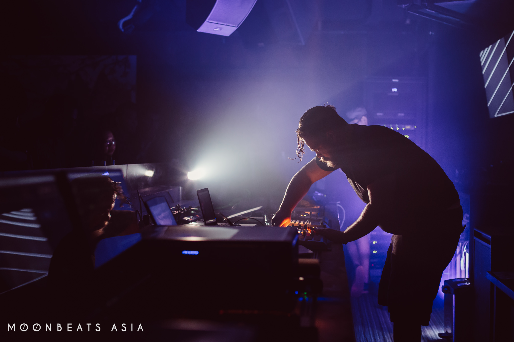 Com Truise at Kyo, Singapore