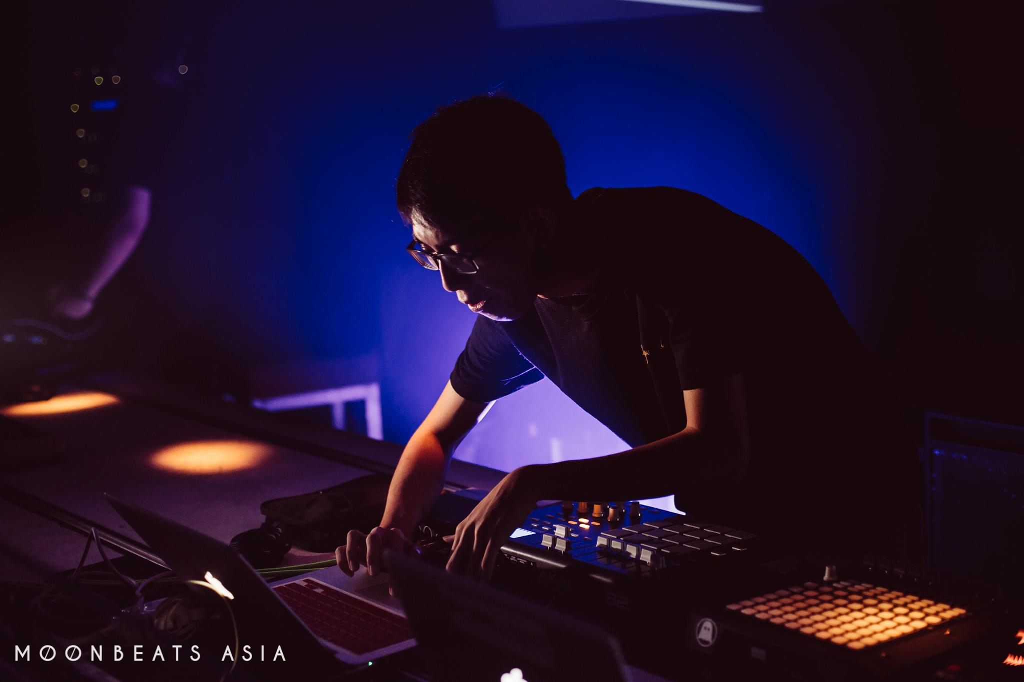 Fzpz at Kyo, Singapore