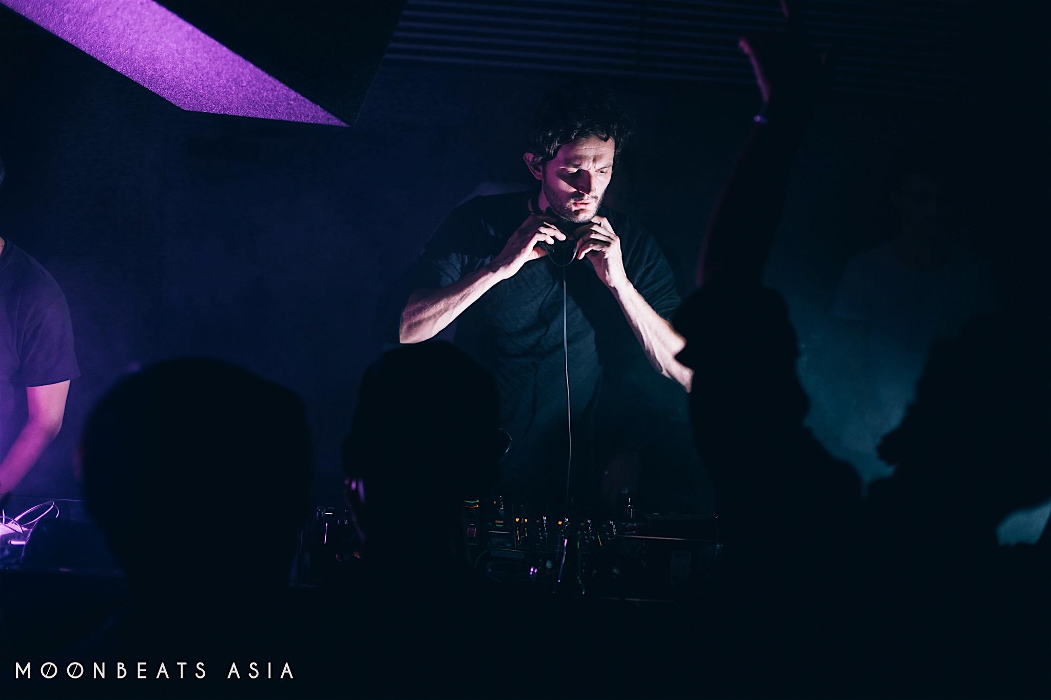 The Deep End w Apparat / Singapore