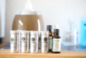 Massage-Öle - Energetic Facial Release - Energetische Gesichtsbehandlung