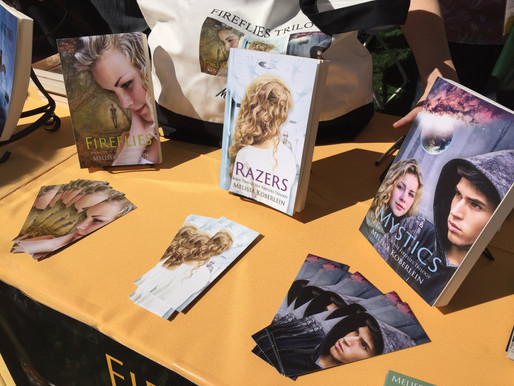 Tucson Festival of Books (3/3): Connecting with readers