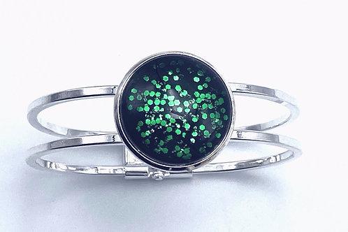 Fireflies Silver Bracelet