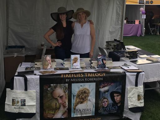 Tucson Festival of Books – Take 2!